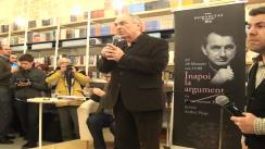 """Dialogurile """"Înapoi la argument"""" cu Horia-Roman Patapievici: """"Despre Parabolele lui Iisus"""". Invitat: Andrei Pleșu"""