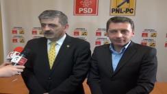 Declarații de presă oferite de Horea Uioreanu după conferința de presă din 28 februarie 2013
