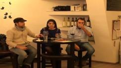 Voyage, Voyage by Nadine Vlădescu - Ierusalim cu Bogdan-Alexandru Stănescu și Vasile Ernu