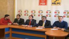 Conferință de presă cu prezentarea noii conduceri PNL Cluj-Napoca