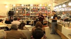 Librăria Humanitas - Seara dedicată scriitoarelor - O cameră separată. De ce e nevoie ca să scrii bine