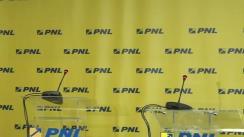 Conferință de presă susținută de Președintele PNL, Crin Antonescu