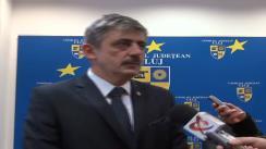 Declarații de presă oferite de Horea Uioreanu, președintele Consiliului Județean Cluj, după ședința extraordinară din 6 martie 2013