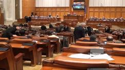 Ședința în plen a Camerei Deputaților din 12 martie 2013