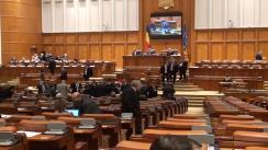 Ședința în plen a Senatului României din 12 martie 2013