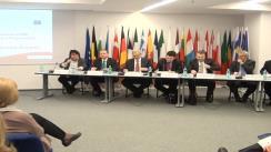 """Masa rotundă """"Cum relansăm România"""", precedată de prezentarea Raportului de Analiză și Prognoză al Societății Academice din România pe anul 2013"""