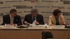 """Mediafax Health Conferences """"Reforma în sănătate 2013-2014"""""""
