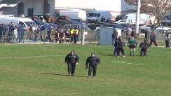 Meciul de Rugby între Baia Mare cu U Cluj. Etapa I SuperLiga CEC Bank