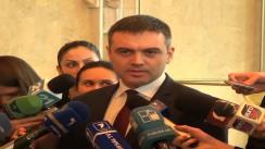 Declarațiile lui Viorel Chetraru în timpul Ședinței Parlamentului din 22 martie 2013