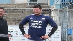 Declarații de presă oferite după Farul Constanța - CSM București, meci contând pentru etapa I din cadrul SuperLiga CEC Bank la rugby