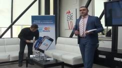 Conferință de presă organizată de MasterCard
