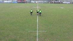 Meciul de Rugby între CS Dinamo și Farul Constanța. Etapa II SuperLiga CEC Bank