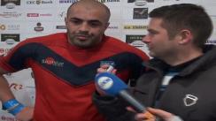 Declarații de presă după meciul CSU Cluj - CSA Steaua contând pentru etapa a II-a din SuperLiga CEC Bank