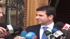 Declarație de presă susținută de ministrul Agriculturii, Daniel Constantin