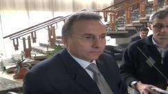 Declarațiile de presă al Primarului Municipiului Iași, dl. Gheorghe Nichita după semnarea acordului CDES