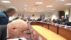 Ședința extraordinară a Consiliului Județean Cluj din 3 aprilie 2013