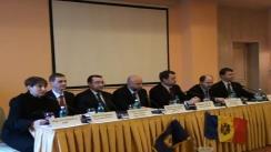Conferință de presa privind noul acord încheiat între Republica Moldova și FMI