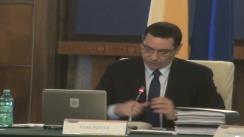 Ședința Guvernului României din 10 aprilie 2013 (imagini protocolare)