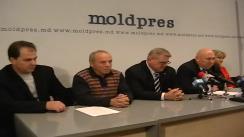 Ghelici Fiodor - Adresarea societății civile către deputații din Parlamentul cu privire la alegerea Președintelui Republicii Moldova