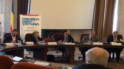 """Dezbaterea: """"Reforma constituțională: rolul și atribuțiile Curții Constituționale a României"""""""