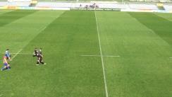 Meciul de Rugby între Academia de Rugby U17 - RC Blois U17