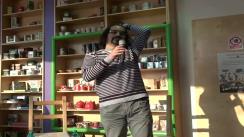 """Salonul de literatură Zero+ ediția XX. Invitată: Rita Chirian. Va fi lansat volumul """"Asperger"""", Cartea Românească. Prezintă Bogdan Crețu și Șerban Axinte"""