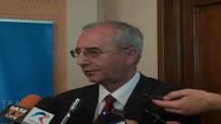 Declarațiile de presă al dl. Ion Toma, Directorul ApaVital