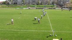 Meciul de Rugby între CSM Bucuresti și RCM Timisoara. Etapa V SuperLiga CEC Bank