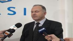 Declarațiile de presă al dl. Scripniciuc Ioan, Șeful Inspectoratului de Poliție Județean Iași