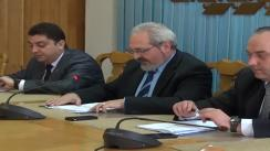 Ședința Colegiului Prefectural Iași din 24 aprilie 2013