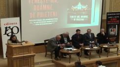 Lansarea cărții ''Cei dintâi vor fi cei din urmă. România și sfârșitul războiului rece''  de Larry L. Watts