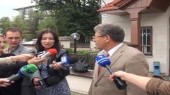 Declarațiile lui Mihai Ghimpu despre acuzațiile aduse de către vărul său, Vladimir Ghimp