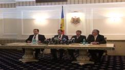 Briefing susținut de liderii AIE