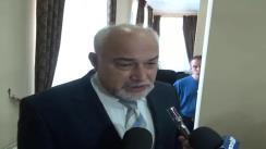 Declarațiile de presă al dl. Varujan Vosganian, ministrul Economiei, la Iași
