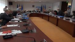 Ședința ordinară a Consiliului Județean Cluj din 29 aprilie 2013