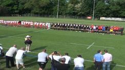 Meciul de rugby Rugby Dracula Oldboys - Beziers