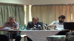 """Hidrosind organizează o conferință de presă cu tema """"Prăbușirea sistemului energetic din România în urma Administrației Borza - Vulpescu la Hidroelectrica"""""""