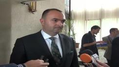 Declarațiile de presă al dl. Cristian Adomniței, Președintele Consiliului Județean Iași din 14 mai 2013