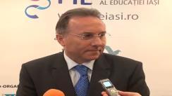 Declarațiile de presă al dl. Gheorghe Nichita, Primarul Municipiului Iași lansarea FIE