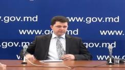 Victor Osipov - Briefing privind incidentul legat de desfășurarea referendumului în localitatea Corjova