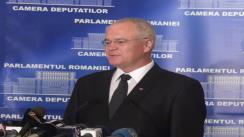 Declarații după ședința Biroului Permanent al Camerei Deputaților din 21 mai 2013