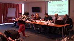 """Institutul pentru Dezvoltarea Resurselor Umane organizează conferința de închidere a proiectului """"Calificări europene pentru o dezvoltare durabilă"""""""