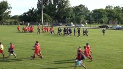 Meciul de Rugby între CFR Constanta – RCM UV Timisoara. Turneul U17
