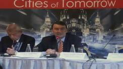 "Conferința organizată de Mediafax cu tema ""Cities of Tomorrow"""