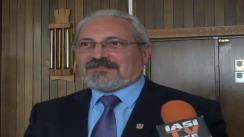 Declarațiile de presă al dl. Romeo Olteanu, Prefectul Județului Iași