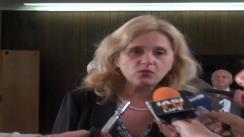 Declarațiile de presă al d-nei Camelia Gavrilă, Șeful Inspectoratului Școlar Județean Iași, privind examenele