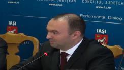 Ședința ordinară a Consiliului Județean Iași din 29 mai 2013