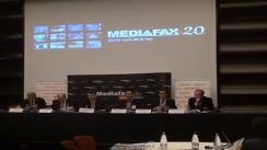 Mediafax Talks about Banking