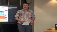"""Dezbaterea publică """"Transparență universitară: probleme și soluții"""" la UAIC Iași"""