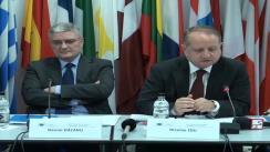 """Dezbaterea cu tema """"Capitalismul românesc, încotro? Modelul de creștere economică post 1989"""""""